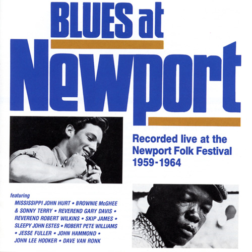 Blues At Newport-Newport Folk Festival