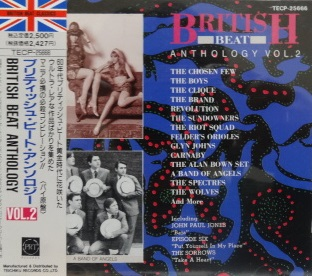 Britsh Beat Anthology Vol.2
