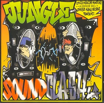 Jungle Soundclash Vol 1