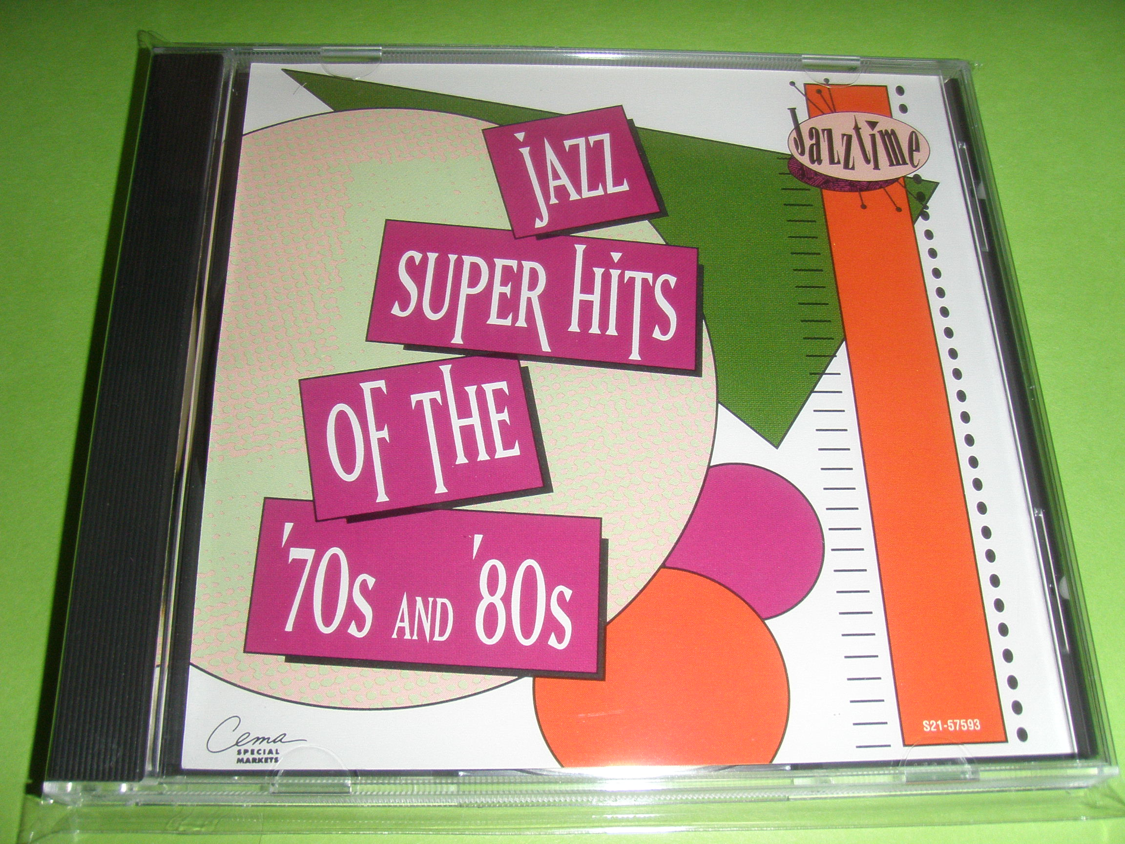 Jazz Super Hits Of The '70s And '80s