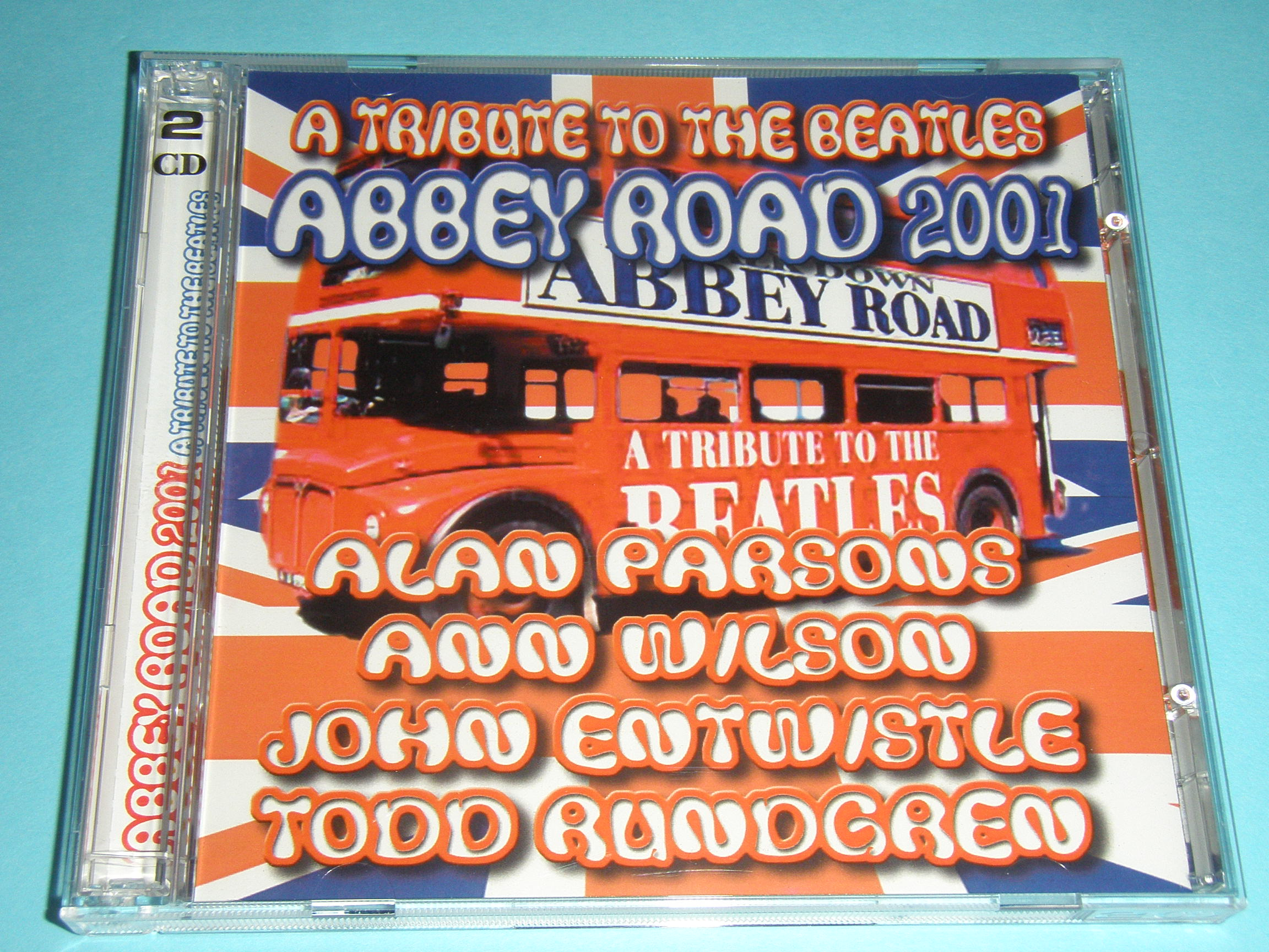 A Tribute To Beatles : Abbey Road 2001