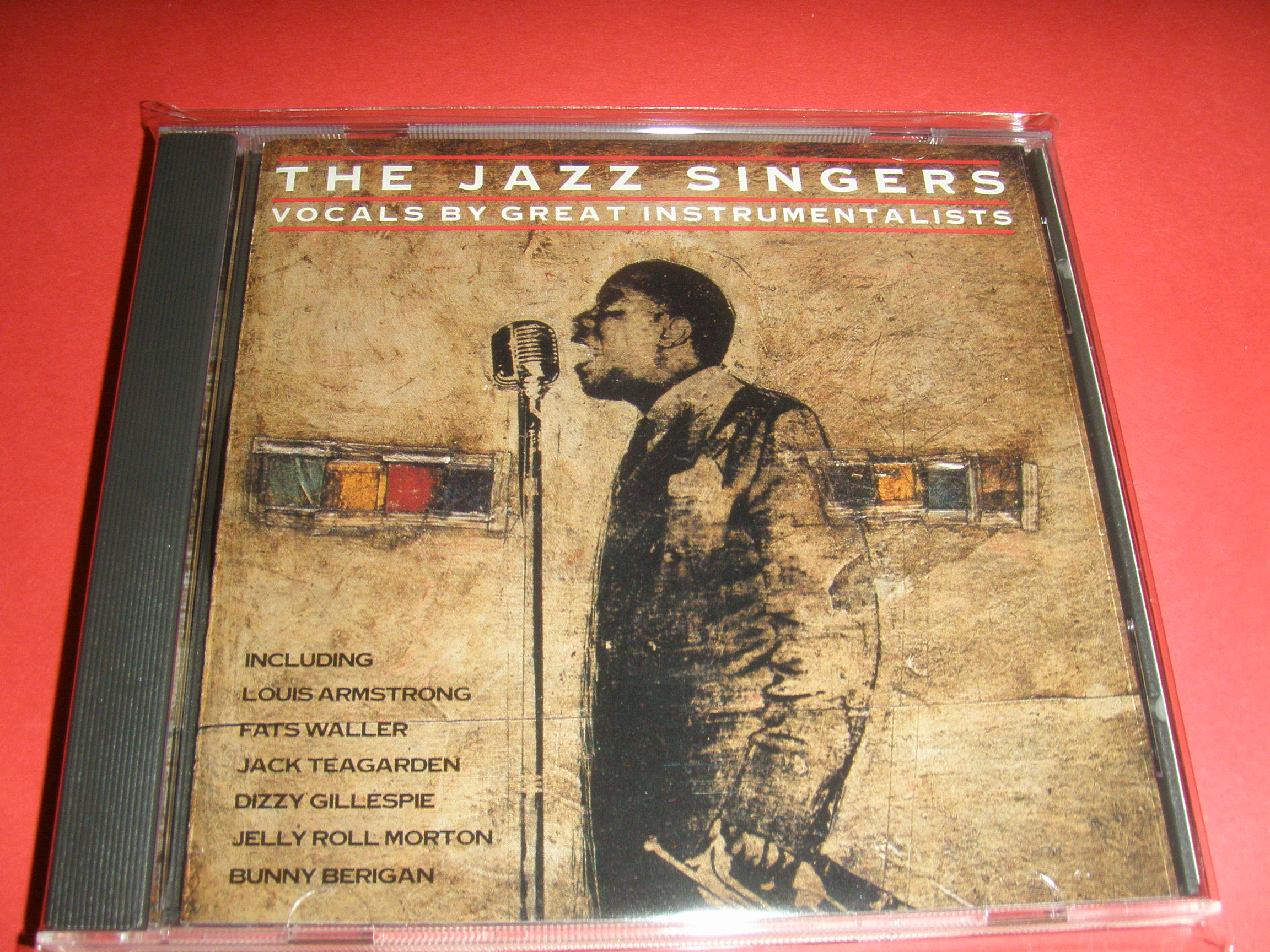 The Jazz Singers: Vocals By Great Instrumentalists
