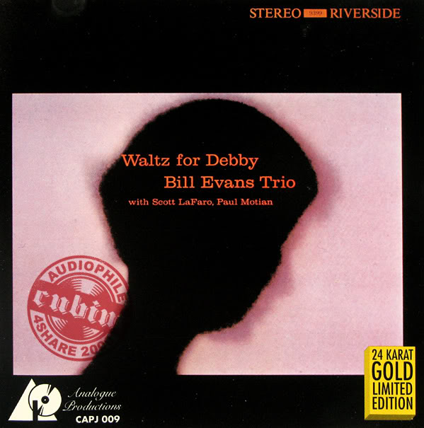 Waltz For Debby [24 Karat Gold Limited Edition]