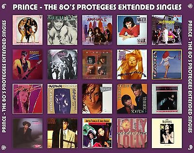 The 80's Protegees Extended Singles