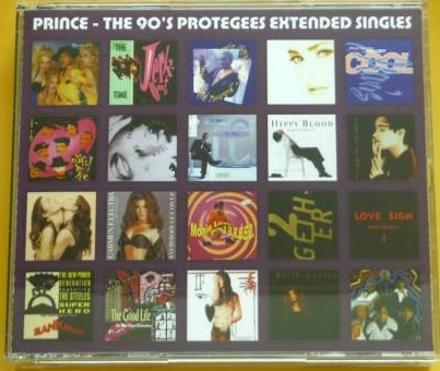 The 90's Protegees Extended Singles