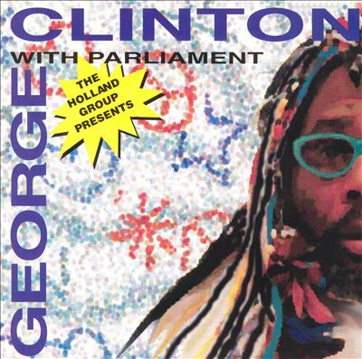 George Clinton With Parliment