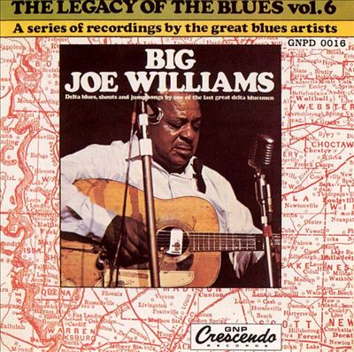 The Legacy Of The Blues - Volume 6