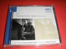 The Saxophone Jazz Collection